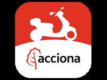 Código promocional ACCIONA Motosharing